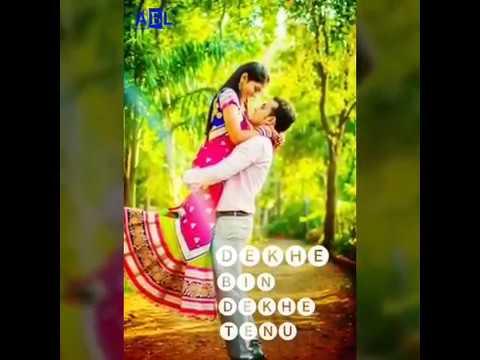 Romantic Whatsapp Status || Dupatta Tera Nau Rang Da || Whatsapp status