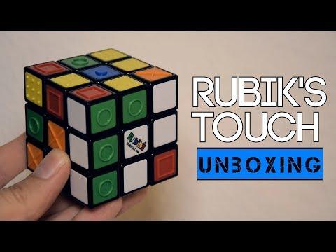 Rubik's Touch   Cubikon.de Unboxing