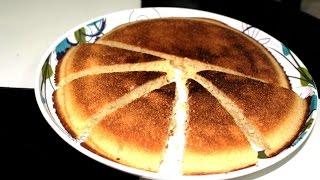 Easy  Semolina pan cake- shujir pancake