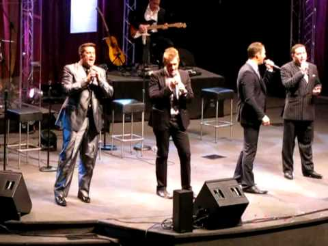 Ernie Haase & Signature Sound (We Shall See Jesus / Boundless Love reprise) 01-21-11