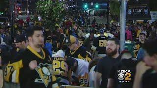 Penguins' Fans Heartbroken After Game 6 OT Loss