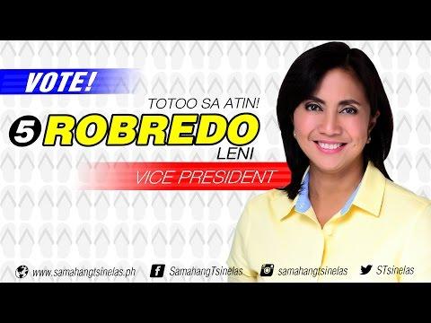 Samahang Tsinelas Official Jingle for Leni Robredo