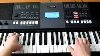 Обучение на синтезаторе Mike Candys & Jack Holiday - Children 2012