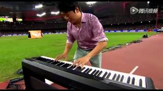Lang Lang - 100cm Dash at IAAF World Championships