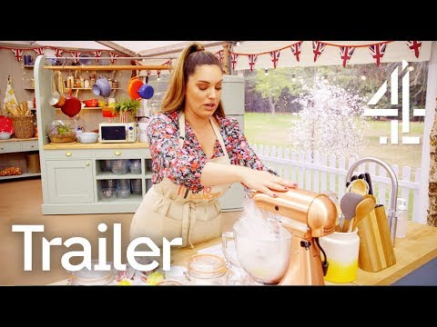 TRAILER | The Great Celebrity Bake Off for SU2C | Tues 10th March