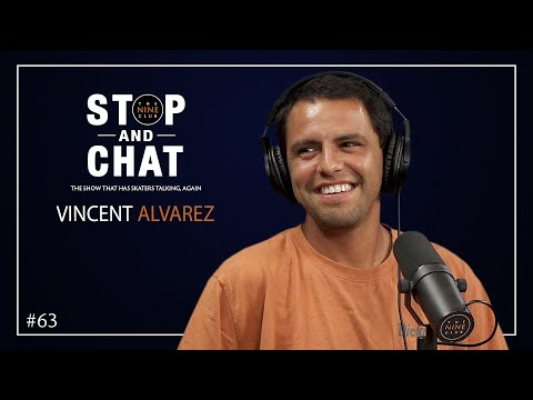 Vincent Alvarez - Stop And Chat   The Nine Club With Chris Roberts