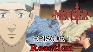Monster Episode 1 Live Reaction: Herr Dr. Tenma