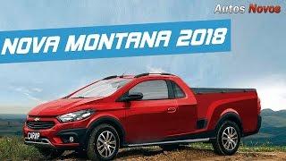 Nova Montana 2018 novo visual - Autos Novos thumbnail