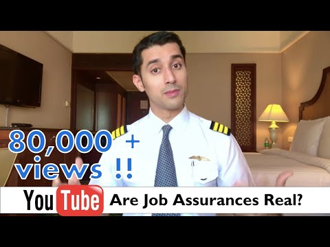 Job Assurance / Guarantees For Commercial Pilots? - Answered