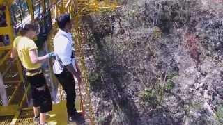 BUNGEE JUMPING  - RISHIKESH INDIA - Arpit Somani