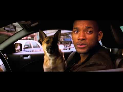 I am legend Opening sequence