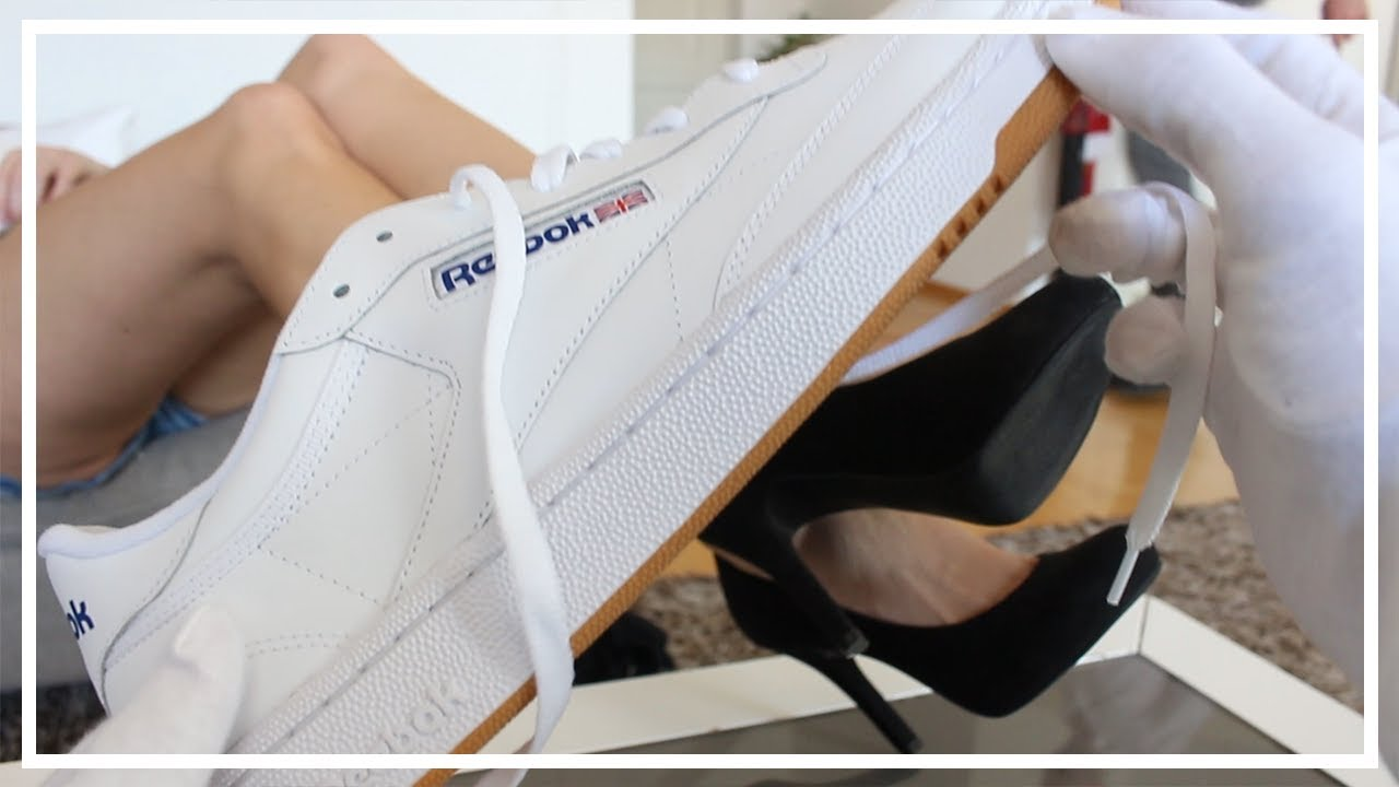 REEBOK CLUB C85 REVIEW: Beste Classic Sneaker 2019 unter 100 € | Deutsch