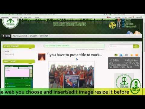 PSSP-UAE Safety Posting site