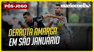 DERROTA AMARGA | VASCO 0 X 1 PALMEIRAS | AGORA É SECAR OS ADVERSÁRIOS| Notícias do Vasco Da Gama