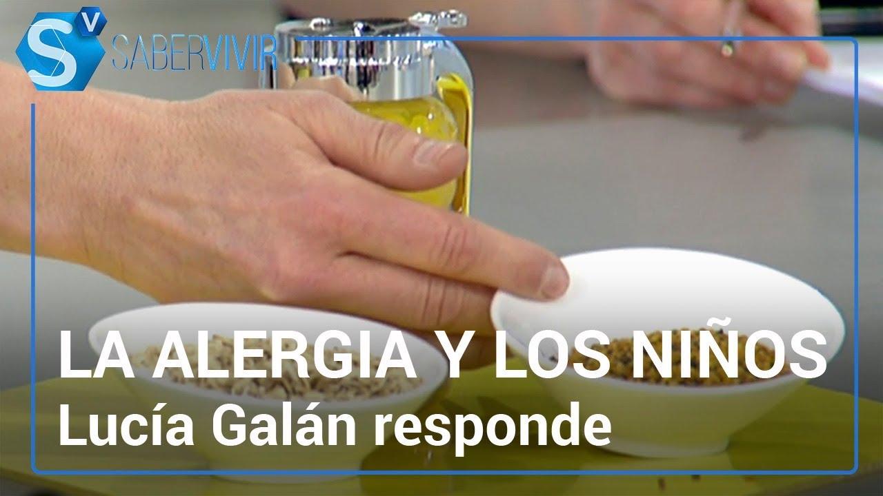 pruebas de alergia en ninos a que edad