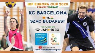 IKF ECup 2020 KC Barcelona - 1908 SZAC KSE