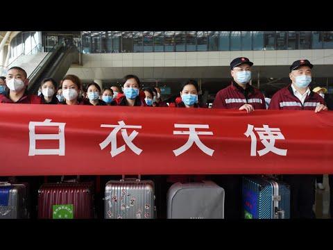 Lockdown Eased In Hubei Province Despite Doubling Of New Coronavirus Cases In China