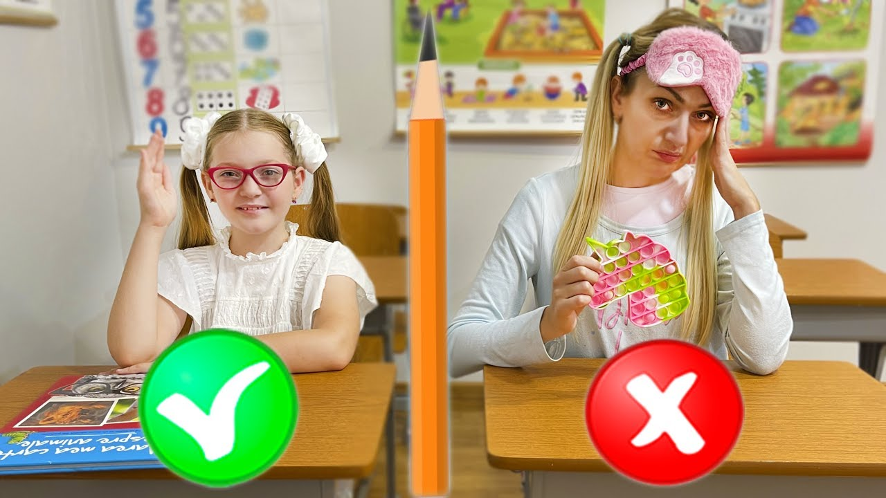Prima zi de Școală | Regulile Back to School