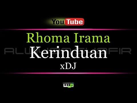 Karaoke XDJ   Kerinduan (Rhoma Irama_