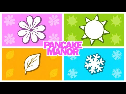 Seasons Song for Kids (Autumn Version) | Pancake Manor