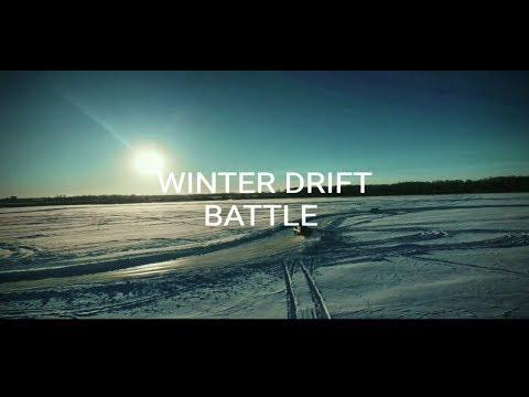 WINTER DRIFT BATTLE ЗАВОДОУКОВСК