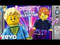 Lego Party in the elevator! (FV family parody)