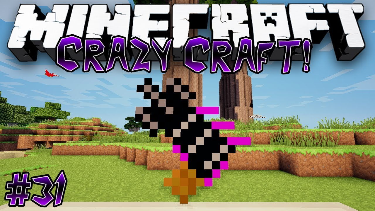crazy craft mod quot gun mod quot craft minecraft modded survival 1794