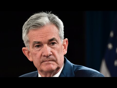 Fed Chair Jerome Powell speaks at Economic Club of New York