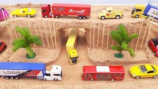Brinquedos para crianças trator pa carregadeira carreta caçamba escavadeira caminhoes onibus e carro