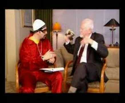 Ali G - Economics and Selling Stocks High
