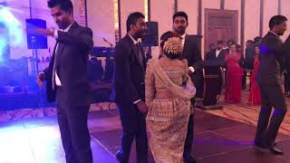 Ishara & Sachintha's wedding Dance