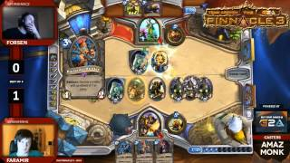 Pinnacle 3 - Group A (Day 1) VOD