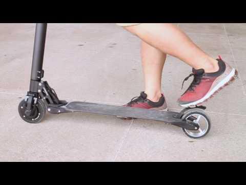 wheelive carbon fiber the lightest electric scooter. Black Bedroom Furniture Sets. Home Design Ideas
