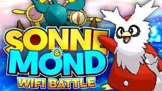 Pokémon Sonne & Mond WiFi Battle - [28] - Botogel = OP?