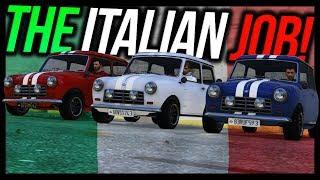 The Italian Job...Gone Wrong! | GTA 5 Online