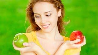 Диета для похудения с яблоками