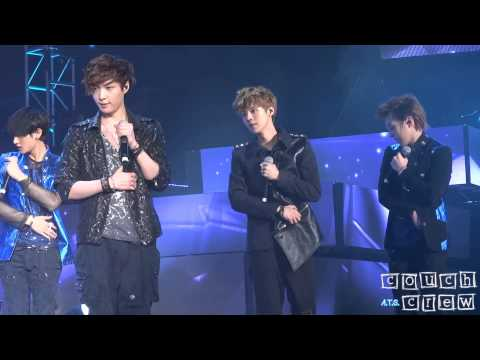 121013 EXO-M Luhan - Angel (Into Your World) @ KCON '12