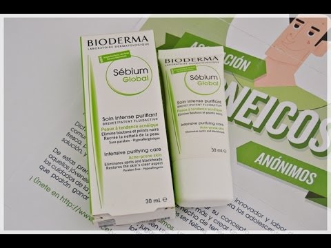 Opinión/Review sebium serum Bioderma y sebium global