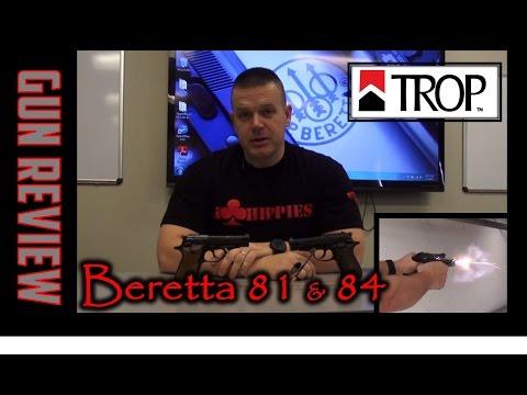 Beretta 81 & 84