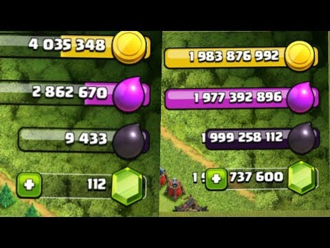 HOW TO HACK COC NO ROOT YOUR MOBILE AND NO BLOCK EMAIL 100% WORKING EASY HACK VIDEO