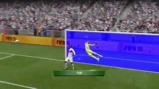 Fifa 15 Torlinientechnologie Goal Control