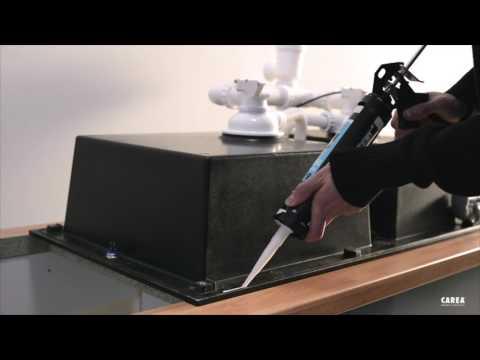 tutoriel installation d 39 un vier s chant carea eole youtube. Black Bedroom Furniture Sets. Home Design Ideas
