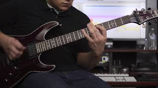 Seymour Duncan Nazgul & Sentient 6 String Set Demo