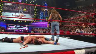 John Cena vs. JBL: Royal Rumble 2009 - World Heavyweight Championship Match