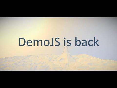 DemoJS 2014 (Paris)