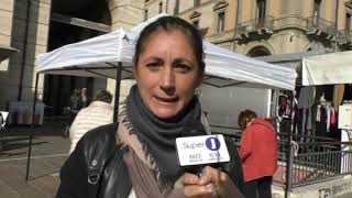 """Teramo, in Piazza Martiri e all'ospedale """"Mazzini"""" in vendita i cioccolatini della ricerca dell'Airc"""