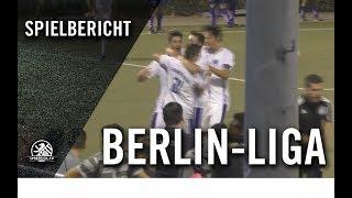 SV Empor Berlin - SD Croatia (4. Spieltag, Berlin-Liga)