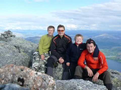 The Mountaineers of Mosjoen II