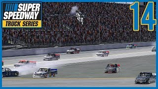 ANTIETAM PLZ LET STREAM ONCE! Superspeedway Truck Series at Daytona '07 90 Laps