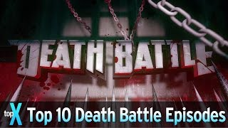 Top 10 Screw Attack: Death Battle Episodes - TopX